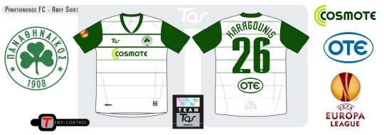 panathinaikos away